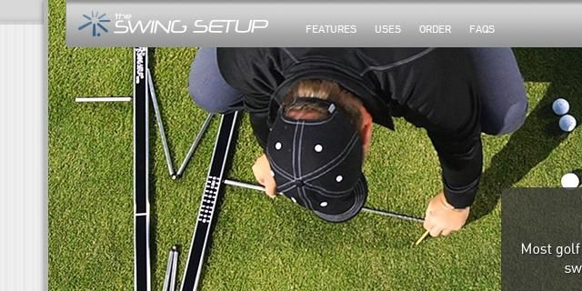 The Swing Setup